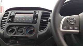 2018 Mitsubishi Triton MR MY19 GLX Club Cab White 6 Speed Manual Cab Chassis