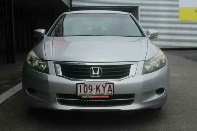 Used Honda Accord 8th Gen VTi, 2008 Honda Accord 8th Gen VTi Silver 5 Speed Sports Automatic Sedan