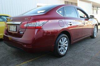 2015 Nissan Pulsar B17 Series 2 ST Red 1 Speed Constant Variable Sedan.