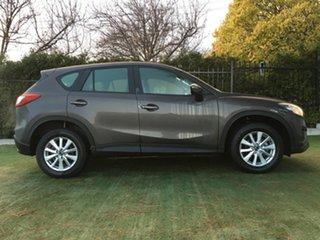 2015 Mazda CX-5 KE1072 Maxx SKYACTIV-Drive Sport Brown 6 Speed Sports Automatic Wagon.