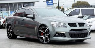 2013 Holden Special Vehicles ClubSport Gen-F MY14 Grey 6 Speed Sports Automatic Sedan.