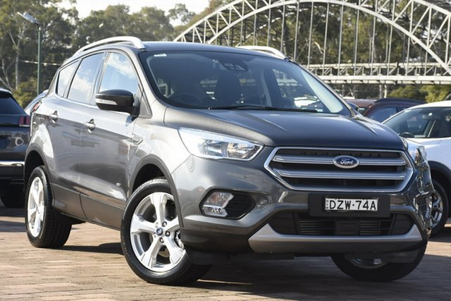 Used Ford Escape ZG 2018.00MY Trend AWD, 2018 Ford Escape ZG 2018.00MY Trend AWD Charcoal 6 Speed Sports Automatic SUV