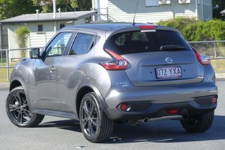 2018 Nissan Juke F15 MY18 Ti-S X-tronic AWD Gun Metallic 1 Speed Constant Variable Hatchback.