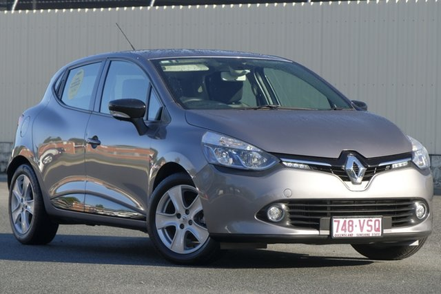 Used Renault Clio IV B98 Expression, 2014 Renault Clio IV B98 Expression Grey 5 Speed Manual Hatchback
