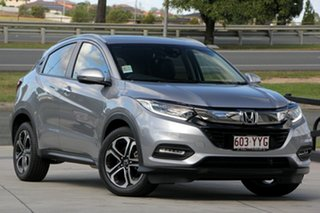 2018 Honda HR-V MY18 VTi-LX Lunar Silver 1 Speed Constant Variable Hatchback.