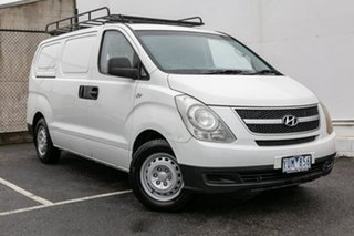 2011 Hyundai iLOAD TQ-V MY11 White 5 Speed Sports Automatic Van.