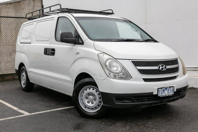 Used Hyundai iLOAD TQ-V MY11 , 2011 Hyundai iLOAD TQ-V MY11 White 5 Speed Sports Automatic Van