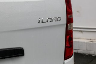 2011 Hyundai iLOAD TQ-V MY11 White 5 Speed Sports Automatic Van