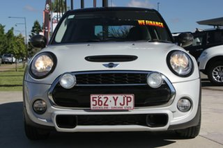 2015 Mini Hatch F55 Cooper S White 6 Speed Manual Hatchback