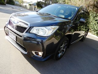 2013 Subaru Forester S4 MY14 XT Lineartronic AWD Premium Grey 8 Speed Constant Variable Wagon