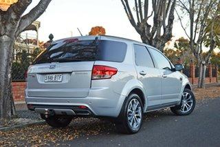 2013 Ford Territory SZ Titanium Seq Sport Shift AWD Silver 6 Speed Sports Automatic Wagon.
