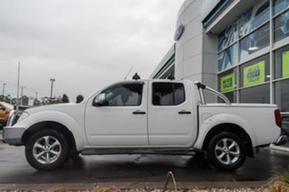 2011 Nissan Navara D40 S6 MY12 ST-X King Cab 5 Speed Automatic Utility