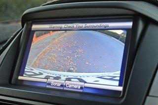 2013 Ford Territory SZ Titanium Seq Sport Shift AWD Silver 6 Speed Sports Automatic Wagon