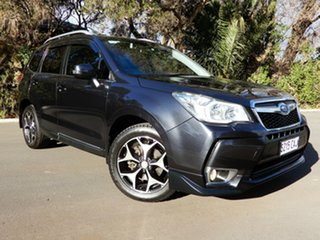 2013 Subaru Forester S4 MY14 XT Lineartronic AWD Premium Grey 8 Speed Constant Variable Wagon.