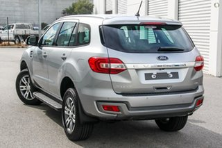 2019 Ford Everest UA II 2019.00MY Trend 4WD Silver 6 Speed Sports Automatic Wagon