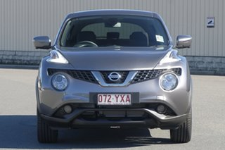 2018 Nissan Juke F15 MY18 Ti-S X-tronic AWD Gun Metallic 1 Speed Constant Variable Hatchback