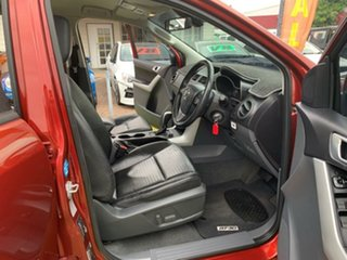 2013 Mazda BT-50 UP0YF1 GT Red 6 Speed Sports Automatic Utility