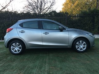 2019 Mazda 2 DJ2HAA Neo SKYACTIV-Drive Silver 6 Speed Sports Automatic Hatchback.