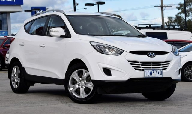 Used Hyundai ix35 LM3 MY15 Active, 2015 Hyundai ix35 LM3 MY15 Active White 6 Speed Sports Automatic Wagon