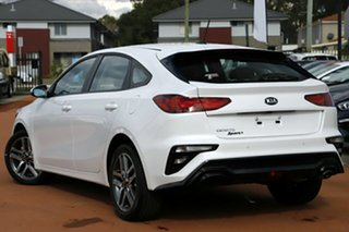 2019 Kia Cerato BD MY19 Sport+ Snow White Pearl 6 Speed Sports Automatic Hatchback.