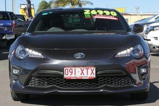 2017 Toyota 86 ZN6 GTS Tornado Grey 6 Speed Manual Coupe