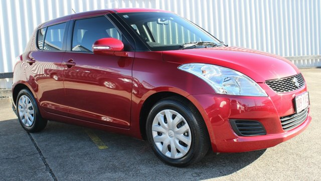 Used Suzuki Swift FZ GL, 2013 Suzuki Swift FZ GL Ztw 4 Speed Automatic Hatchback