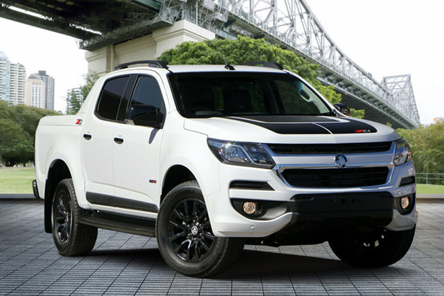 Used Holden Colorado RG MY18 Z71 Pickup Crew Cab, RG MY18 Z71 PCKU CREW 4DR SA 6SP 1007KG 2.8DT