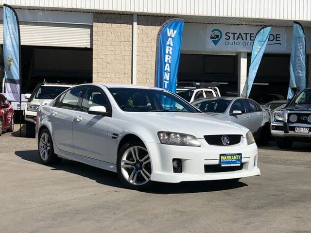 Used Holden Commodore VE SV6, 2006 Holden Commodore VE SV6 White 5 Speed Sports Automatic Sedan
