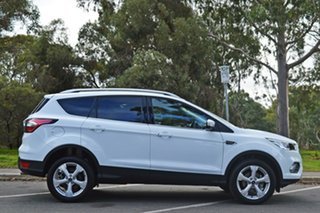 2018 Ford Escape ZG 2018.75MY Trend 2WD Frozen White 6 Speed Sports Automatic Wagon.