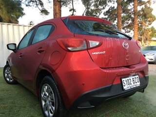 2019 Mazda 2 DJ2HAA Neo SKYACTIV-Drive Red 6 Speed Sports Automatic Hatchback