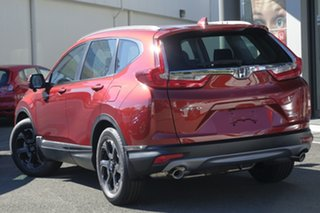 2018 Honda CR-V RW MY19 VTi-L FWD Passion Red 1 Speed Constant Variable Wagon.