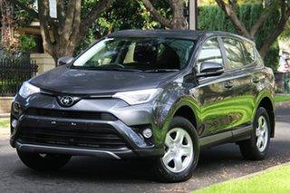2018 Toyota RAV4 ZSA42R GX 2WD Graphite 7 Speed Constant Variable Wagon.
