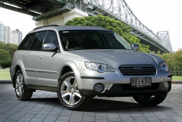 Used Subaru Outback B4A MY07 Luxury AWD, OUTBACK 2.5I AUTO