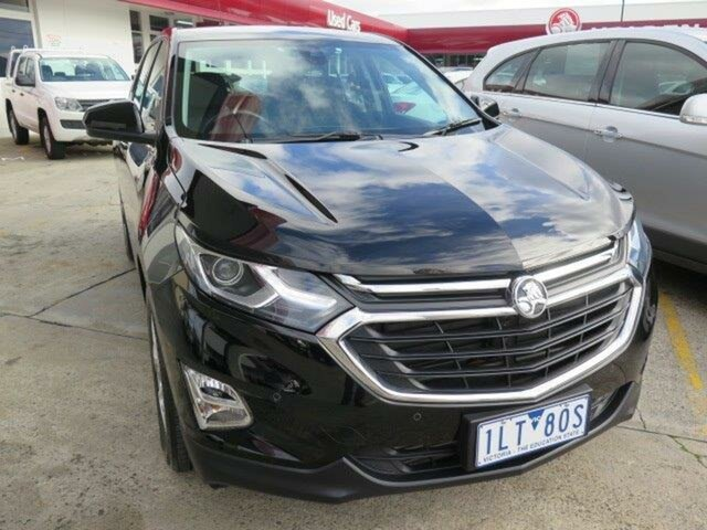 Used Holden Equinox EQ MY18 LT FWD, 2018 Holden Equinox EQ MY18 LT FWD Black/Grey 9 Speed Sports Automatic Wagon