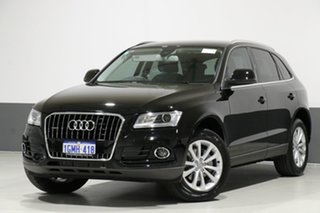 2014 Audi Q5 8R MY14 2.0 TFSI Quattro Black 8 Speed Automatic Wagon.