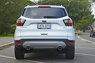 2018 Ford Escape ZG 2018.75MY Trend 2WD Frozen White 6 Speed Sports Automatic Wagon