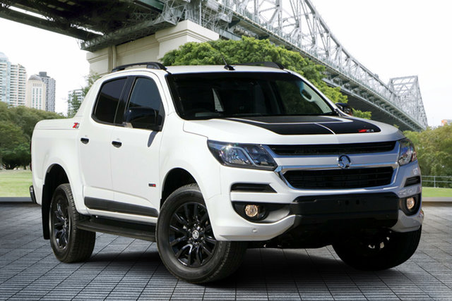 Used Holden Colorado RG MY19 Z71 Pickup Crew Cab, RG MY19 Z71 PCKU CREW 4DR SA 6SP 1007KG 2.8DT