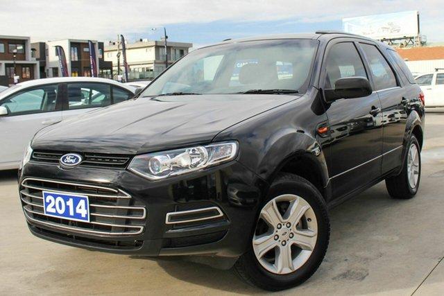Used Ford Territory SZ TX Seq Sport Shift, 2014 Ford Territory SZ TX Seq Sport Shift Black 6 Speed Sports Automatic Wagon
