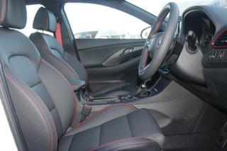 2019 Hyundai i30 PD2 MY19 Premium Polar White 6 Speed Sports Automatic Hatchback
