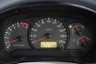 2006 Hyundai Accent LS 1.6 Yellow 5 Speed Manual Hatchback