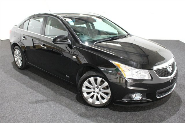 Used Holden Cruze JH Series II MY14 Z Series, 2014 Holden Cruze JH Series II MY14 Z Series Phantom 5 Speed Manual Sedan