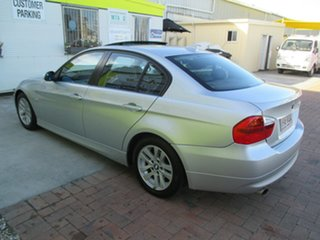 2005 BMW 320i E90 Executive Steptronic Silver 6 Speed Automatic Sedan.