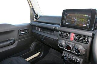 2021 Suzuki Jimny JB74 Superior White 5 Speed Manual Hardtop