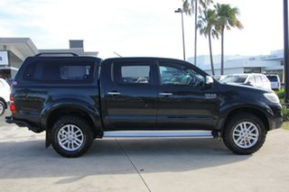 2014 Toyota Hilux KUN26R MY14 SR5 Double Cab Metal Storm 5 Speed Automatic Utility.