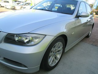 2005 BMW 320i E90 Executive Steptronic Silver 6 Speed Automatic Sedan
