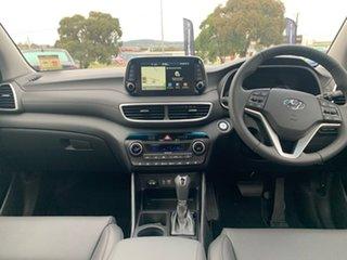 2019 Hyundai Tucson TL3 MY19 Highlander AWD White Pearl 8 Speed Sports Automatic Wagon