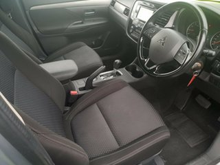2016 Mitsubishi Outlander ZK MY16 LS 4WD Sterling Silver 6 Speed Constant Variable Wagon