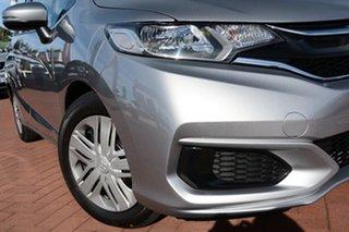 2019 Honda Jazz GF MY19 VTi Lunar Silver 1 Speed Constant Variable Hatchback.