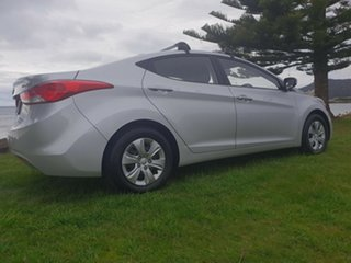 2013 Hyundai Elantra MD2 Active Silver 6 Speed Sports Automatic Sedan.