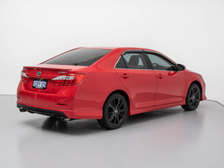 2016 Toyota Aurion GSV50R MY15 Sportivo Red 6 Speed Automatic Sedan